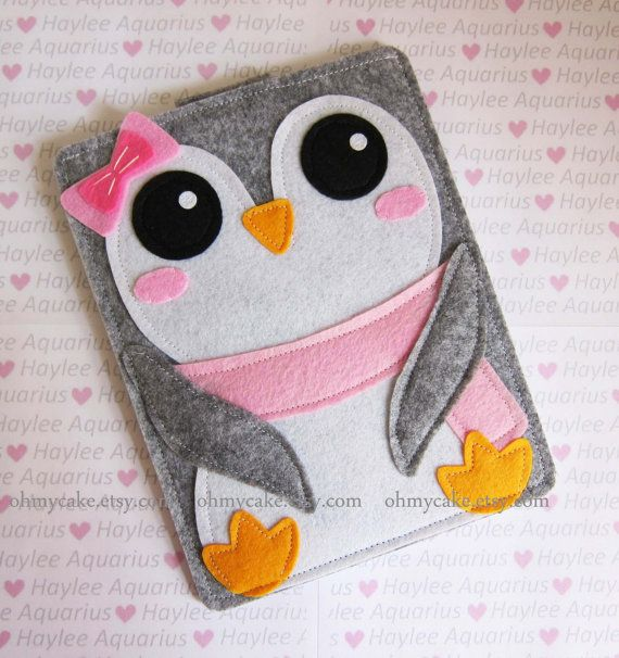 Nook sleeve Nook cover Nook case Nook Simple Touch von ohmycake, $35.00