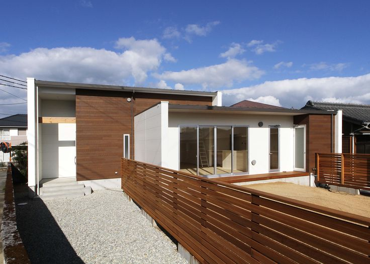 建築家:髙志 俊明「F.Flat+L -共働きのための平屋住宅-」