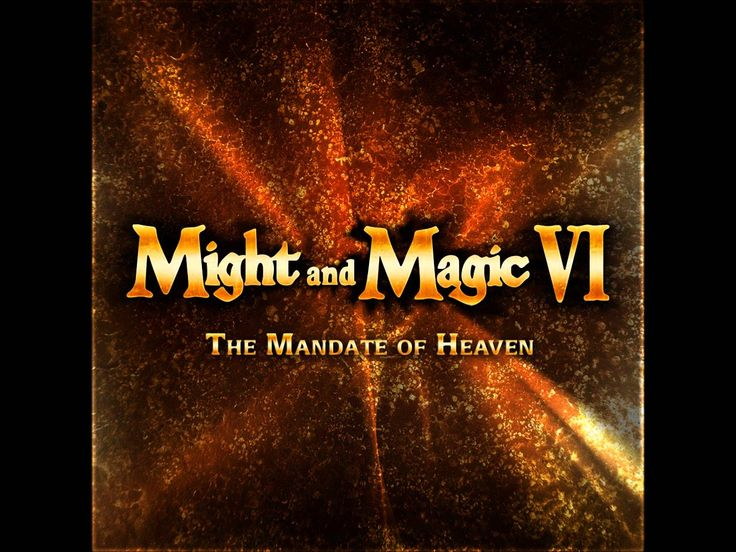 Might and Magic VI Mandate of Heaven Full Soundtrack (PC) - YouTube Takes me back! Miss this game-timeless soundtrack❤👩🏼💻🦄🦇🐉🎮⚰️🗡🛡🔫