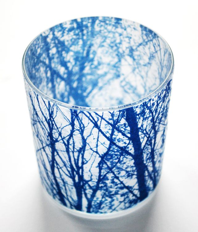 20 best tealight holders by the way to blue images on for Alternative candle holders