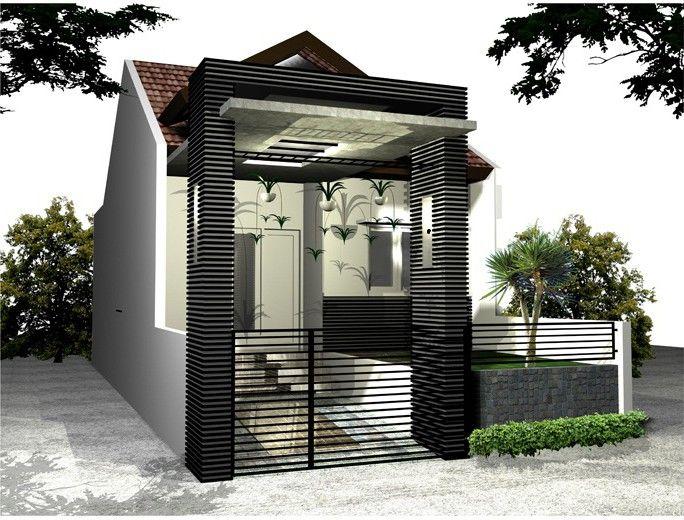 Gambar dari Desain Pagar Rumah Minimalis Terpopuler » Gambar 3 e1412653595943