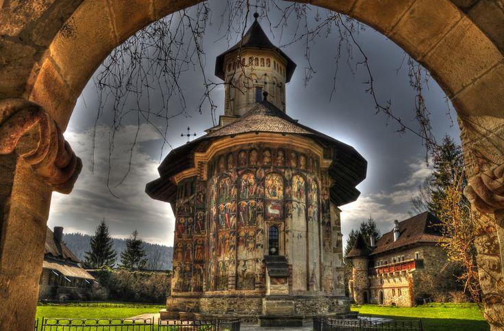 Moldovita Monastery - Suceava - Romania
