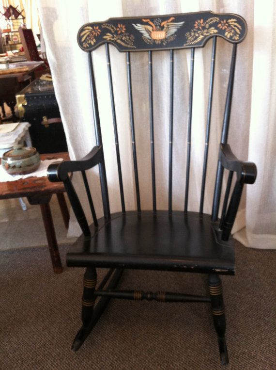 Love The Eagle. Chair SaleLiving StylesThe EaglesEarly AmericanVintage ...