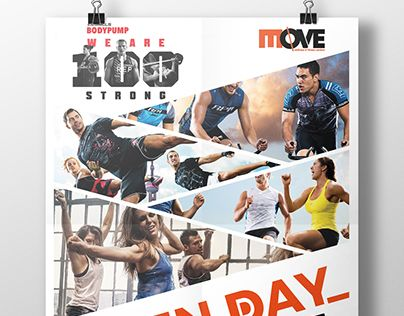 "Check out new work on my @Behance portfolio: ""Open Day - Move Wellness and Fitness Centers"" http://be.net/gallery/47349441/Open-Day-Move-Wellness-and-Fitness-Centers"