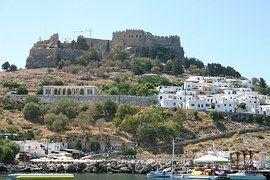 Rodas, Grecia, Mar, Playa, Verano