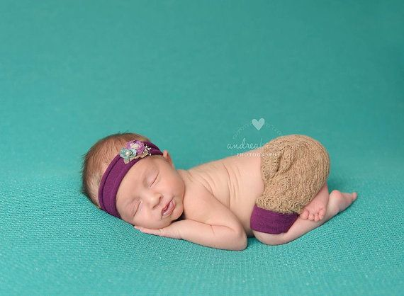Newborn photography fabric newborn backdrop newborn photo prop turquoise wafer knit