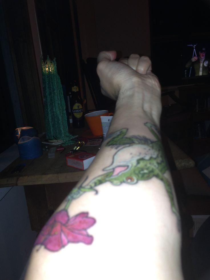 Item 44 - tattoo