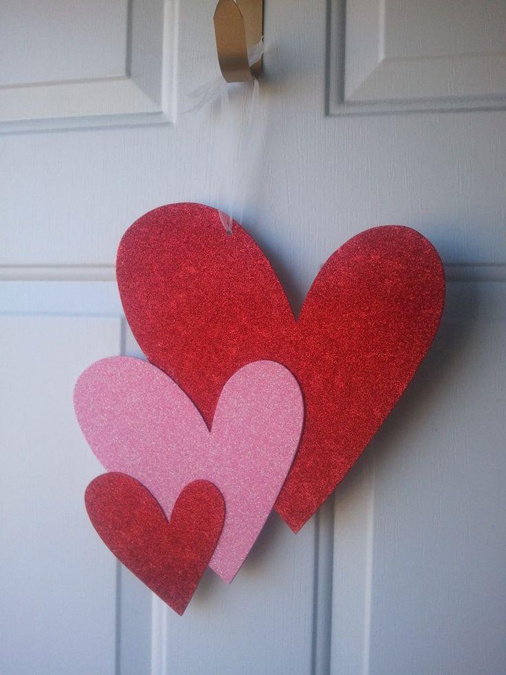 Easy Peasy 2 Valentine S Day Door Decor Valentine