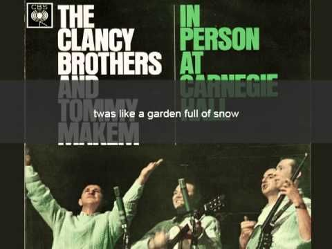 Clancy Brothers In Person at Carnegie Hall - Children's Medley