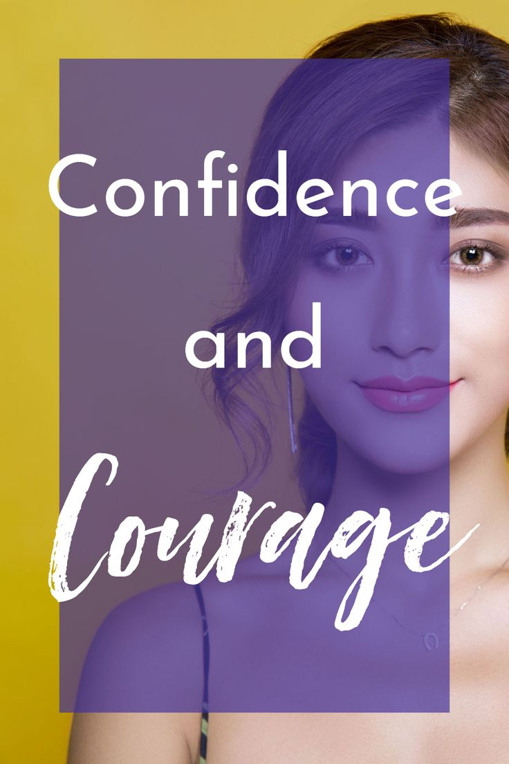 Confidence and Courage - how taking a risk gives you confidence in the future - Create Wherever