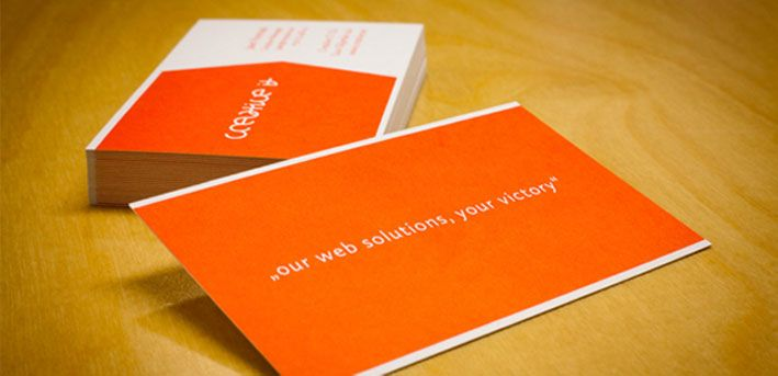 We design business cards online and you get your designs tailored to your personalized requirements.