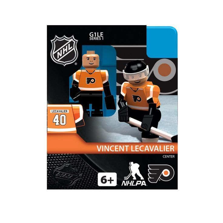NHL Philadelphia Flyers OYO - Vincent Lecavalier Orange Jersey