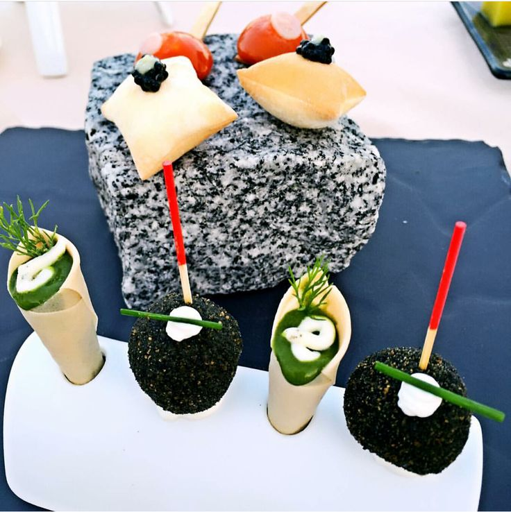 Gourmet flavors by Lycabettus Restaurant in Santorini