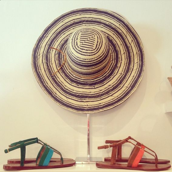 ask stylebook: hat sizing. Helen Kaminski hats are in and they are adjustable!