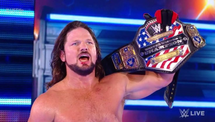 Chris Jericho returns, AJ Styles is the new United States Champion