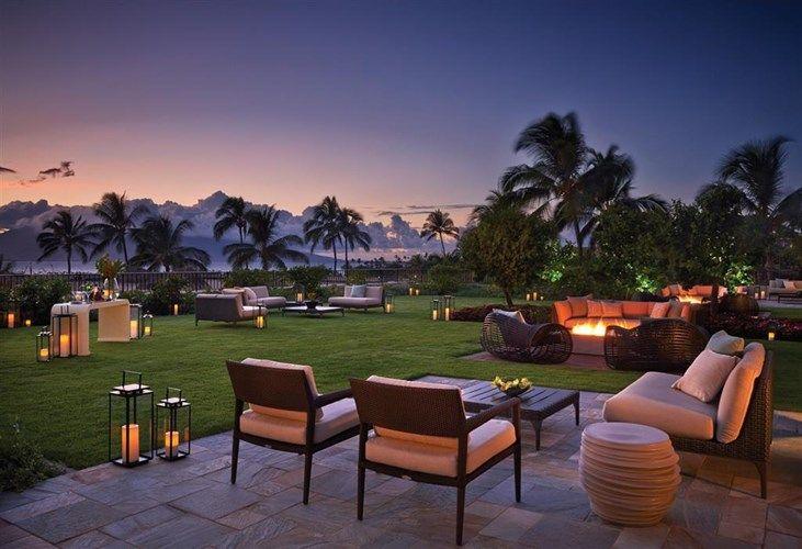 Lokelani Suite Gardens at Four Seasons Resort Maui at Wailea #Hawaii #travel