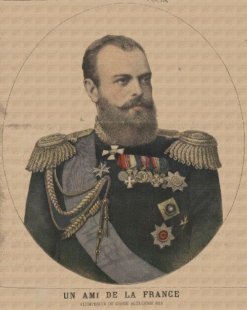 25 Fantastically Retro And Vintage Home Decorations: Alexandre III L'empereur De Toutes Les Russies, Roi De