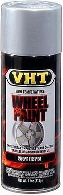 VHT Paint Wheel Polyurethane Gloss General Motors Rally Silver 11 oz Spray