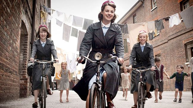 Call the Midwife Season 3   Call the Midwife' Season 3 to Be Directed Exclusively By Women ...
