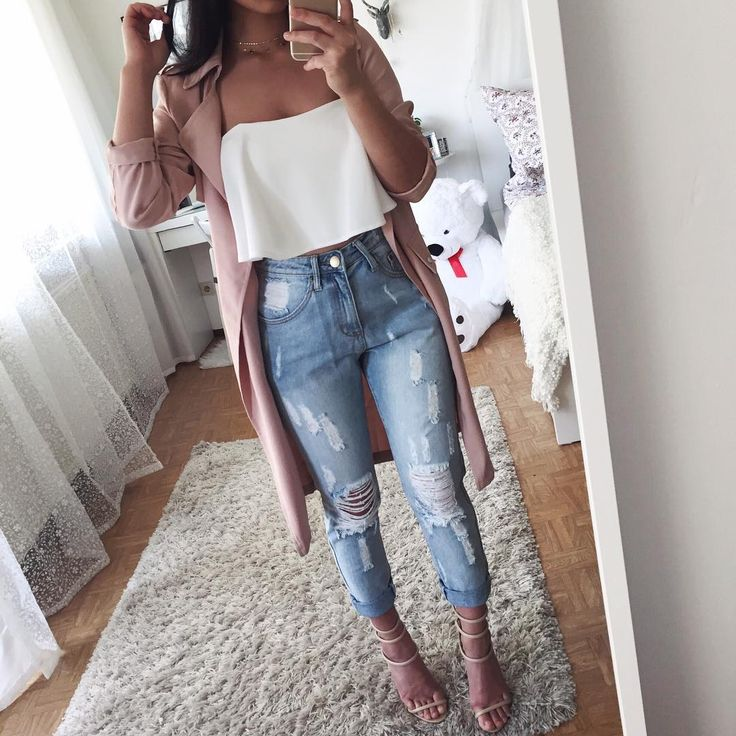 Jeans: @stellyclothing (use 'THANYA10' to save $$$)
