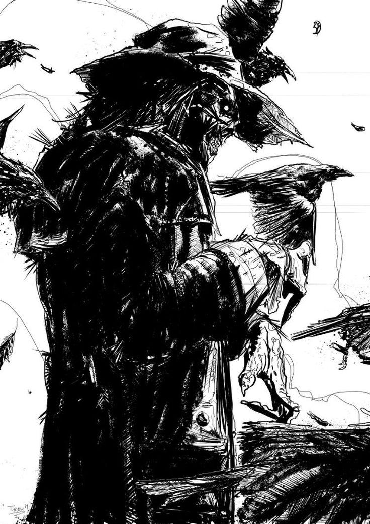 Dr Jonathan Crane aka The Scarecrow