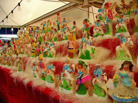 Pupi di Zucchero in Sicily to commemorate La Festa dei Morti