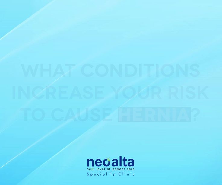 Read more about Hernia: http://www.neoalta.com/hernia-2/