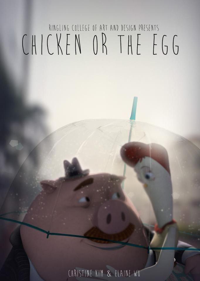 HenArte & TIC's: El corto de los viernes (149 -Chicken or the egg)