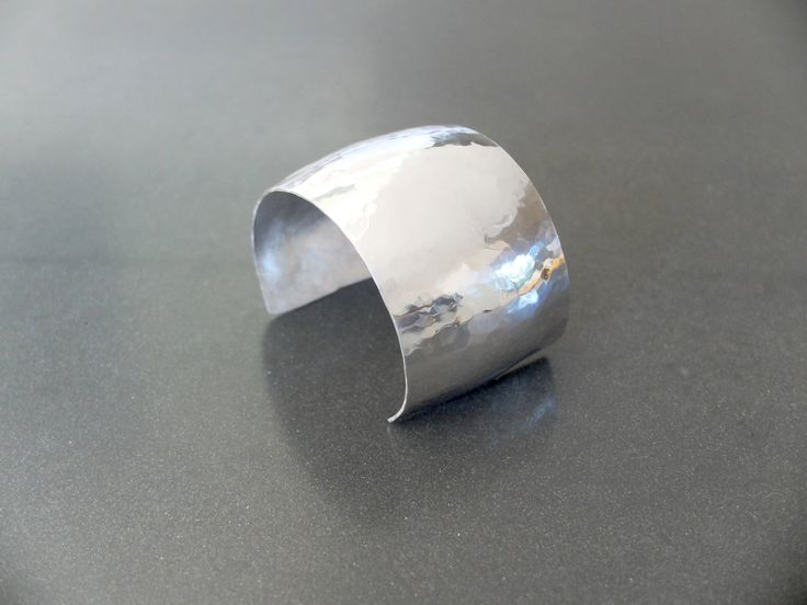 CCB Artwork - Silver Cuff Handformed sterling silver cuff Adelaide silversmith