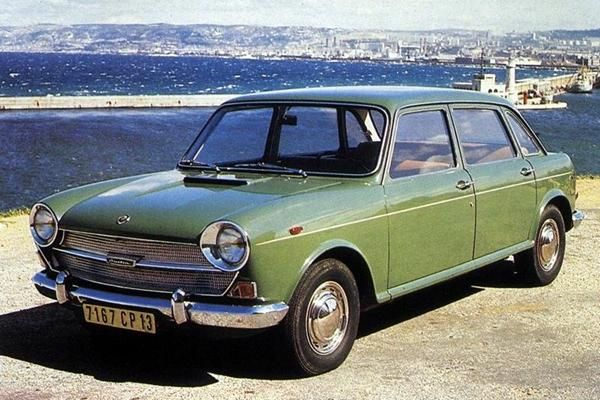 Austin 1800 Mark 1. My first car - LOF 701F bought with the proceeds of my accident payment