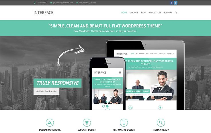 Top 5 WordPress Themes for Effective Web Design