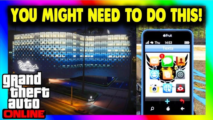 """You Might NEED To Do THIS In GTA 5 BEFORE """"CASINO HEIST"""