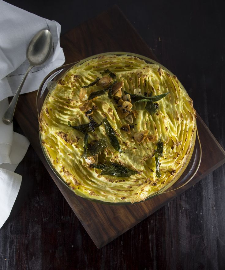 7 Winter Days of Dinners - Wednesday: Jamie's Curried Fish Pie #theurbannest #jamieoliver