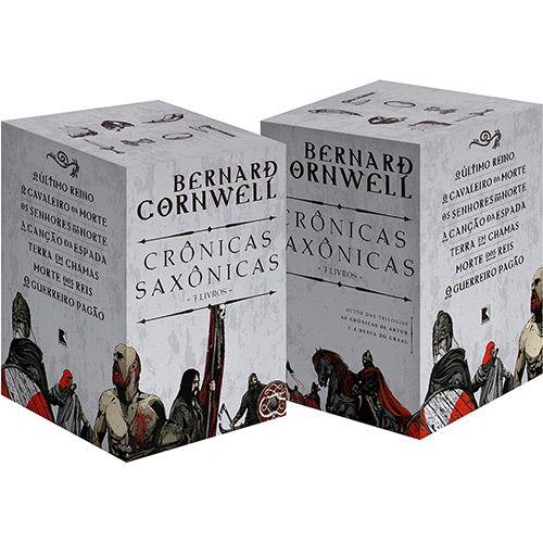 Livro - Box Crônicas Saxônicas (7 Livros)
