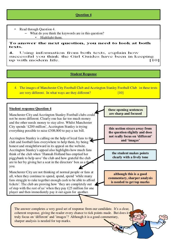 Help English Coursework