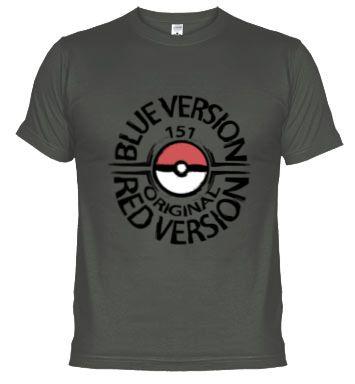 Camiseta Pokemon 151 original #pokemon #PKMN #Tshirt #blueversion #redversion #151pkmn
