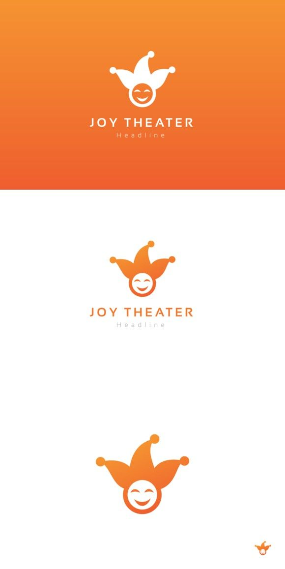 Joy theater logo.