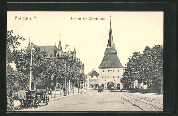 Auf Rostock