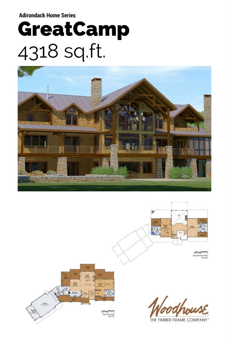 15 best small homes cabins cottages images on pinterest for Log siding house plans