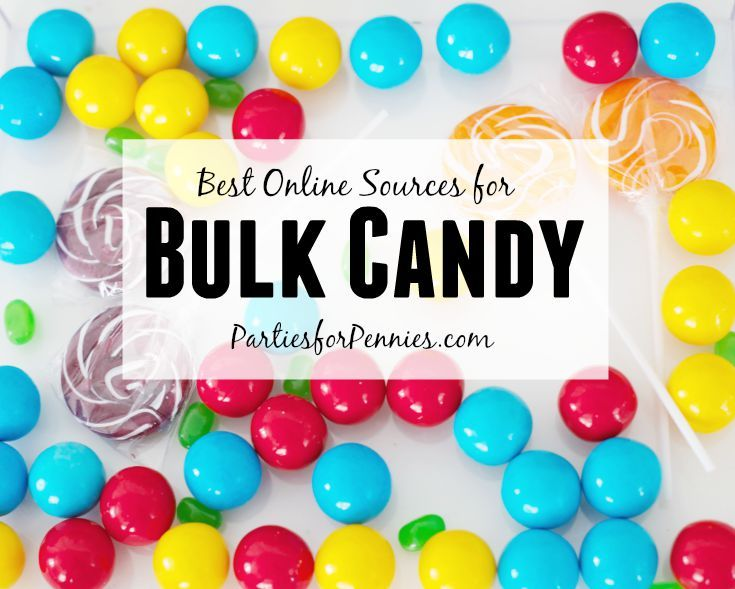 best price for bulk candy