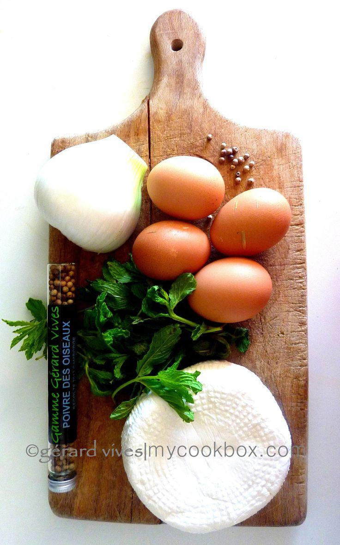 omelette a la menthe, brousse et poivre des oiseaux, recette créée avec l'outil … http://www.mycookbox.com/indexoutilaz.html épices en vente sur … http://www.lecomptoirdespoivres.com/anewcatalog/product_info.php?cPath=54&products_id=234