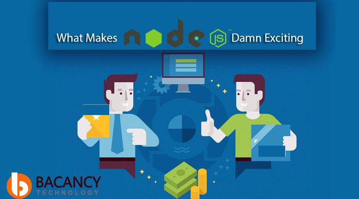 Hire Node.Js Developer To Drive The Next Generation Web Applications And Services. http://www.bacancytechnology.com/blog/what-makes-node-Js-damn-exciting
