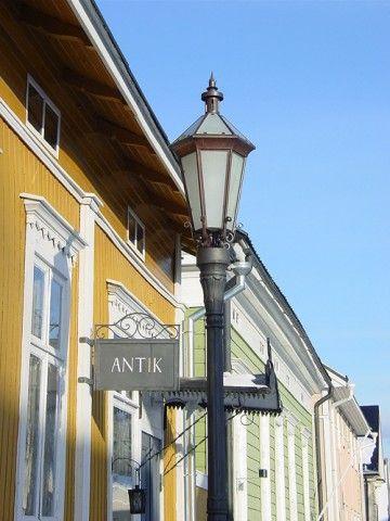 Kokkola Neristan. Central Ostrobothnia province of Western Finland - Keski-Pohjanmaa