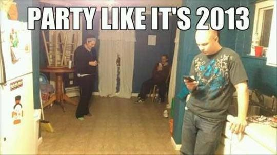 Party like it's 2013