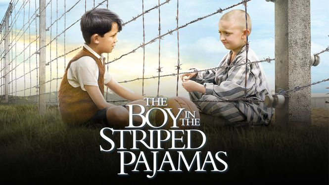 "Check out ""The Boy in the Striped Pajamas"" on Netflix"