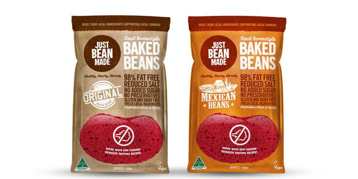 JBM Homestyle Baked Beans Packaging