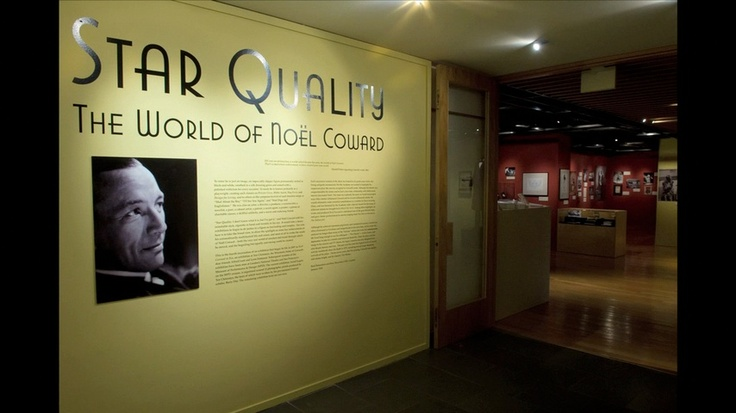Star Quality:  The World of Noël Coward