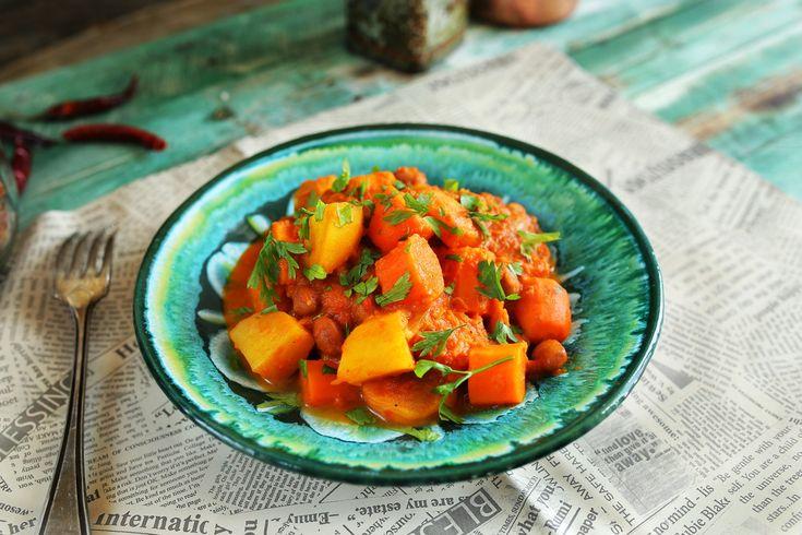 Sütőtök curry (Az 5. megúszós adás receptjei: frankó színes kaják • Fördős Zé Magazin) #pumpkin #fallrecipe #fall #falltime