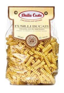 FORMATO GIGANTE - Fusilli bucati. Scopri tutte le linee, i formati e i gusti favolosi della nostra pasta! Solo su: www.demarca.it