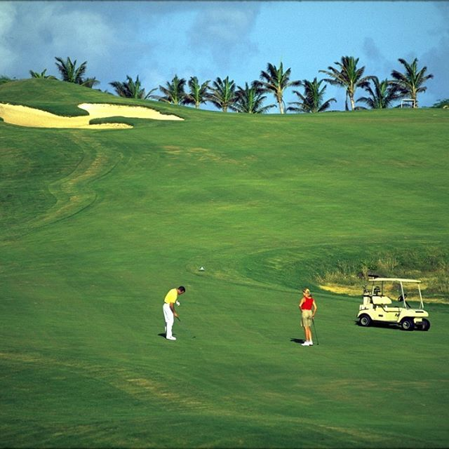 Prepare seus tacos, o Torneio Internacional de Golfe Pro-Am de Aruba acontece de 26 a 28 de agosto na ilha feliz. Uma competição para profissionais e amadores, com brindes, prêmios, eventos especiais e muita festa. Converse com seu agente de viagens e venha jogar no paraíso. As inscrições são limitadas: $#ArubaEssaIlhaPega #OneHappyIsland #EsportesEmAruba